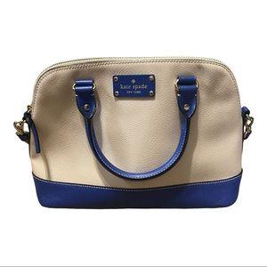 Kate Spade Medium Wellesley Rachelle Bag Blue
